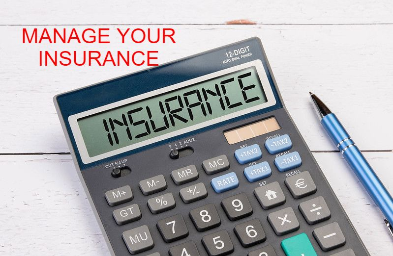 MANAGE YOUR INSURANCE